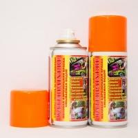 Меловая смываемая краска Waterpaint (оранжевый)