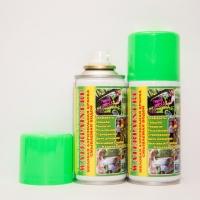 Меловая смываемая краска Waterpaint (зелёный)